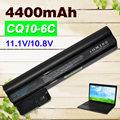 6 de celda de batería para hp mini 110-3000 mini110 110 cq10 cq10-400 serie 607762-001 607763-001 hstnn-cb1u hstnn-db1t