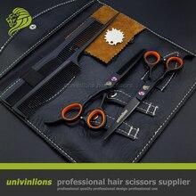 6″ 440C barber left handed hairdressing scissors left hand hair scissors for lefty scissors for left handed shears lefty shears