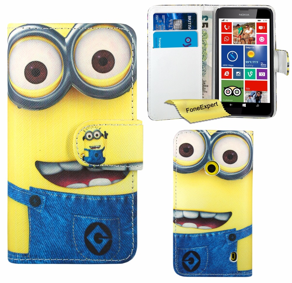 Top 10 Phone Cases Minion For Lumia 535 List And Get Free