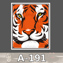 A 191 Tiger Waterproof Fashion Cool DIY Stickers For Laptop font b Luggage b font Fridge