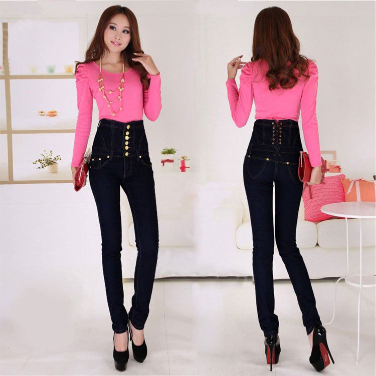 Aliexpress.com : Buy Fashion Vintage Women&39s Empire Waist Jeans