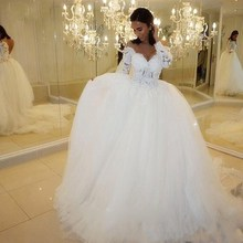 LAYOUT NICEB Ball Gown Wedding Dress Bridal Gown