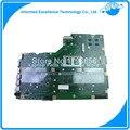 Para asus x75vd x75vb motherboard laptop com 4 gb de ram x75vd rev 2.0 pn: 60nb1400 90r-ncomb1400u 100% testado!