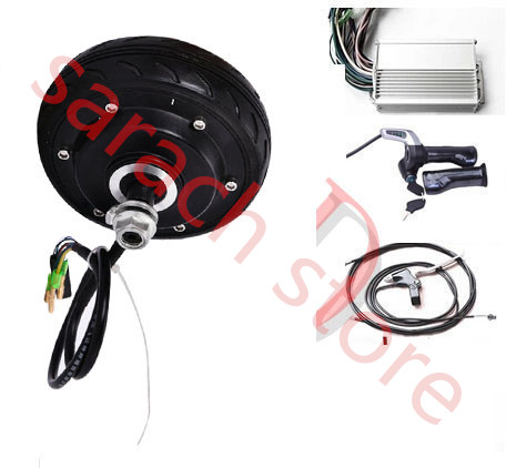 5 150W 48V electric brake motor scooter , electric scooters motor , electric skateboard motor kit
