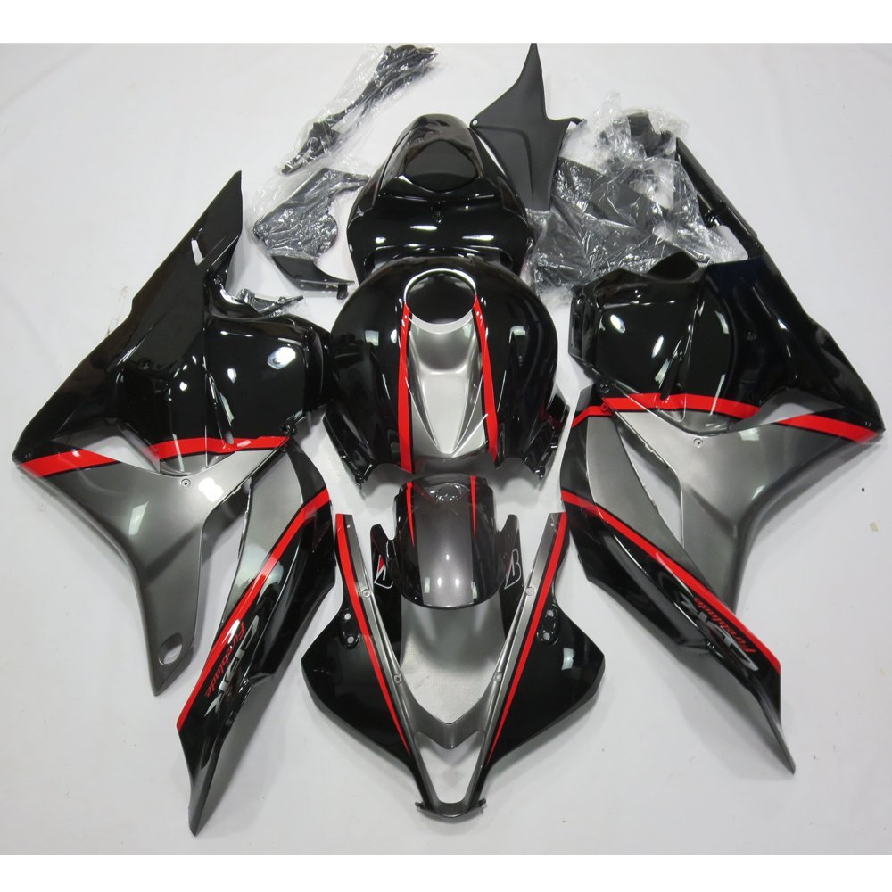 Motorcycle Bodywork Fairing For Honda CBR 600 RR CBR600RR F5 2009 - 2012 2011 2010 CBR 600RR CBR600 RR Injection Mold UV Painted