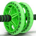 Caliente armas ejercicios ABS abdominal Wheel roller Esterillas ajuste tono muslo trasero