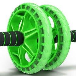 Hot arms fitness equipment abs abdominal wheel roller mat trim tone back thigh.jpg 250x250