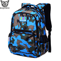 BAIJIAWEI Children Cartoon Rabbit School Bags School Backpacks Kids Bag Leisure Waterproof Bag Boy Girl Double Shoulder Bag
