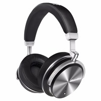 Bluedio T4S Active Noise Cancelling Sem Fio Bluetooth Fones De Ouvido sem fio Fone de Ouvido com Microfone