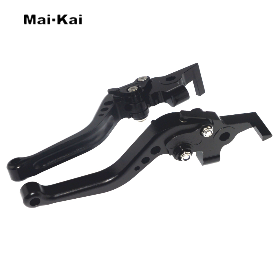 MAIKAI FOR MOTO GUZZI GRISO 06 16 BREVA 1100 06 12 NORGE 1200 GT8V 06 15 Motorcycle Accessories CNC Short Brake Clutch Levers in Levers Ropes Cables from Automobiles Motorcycles