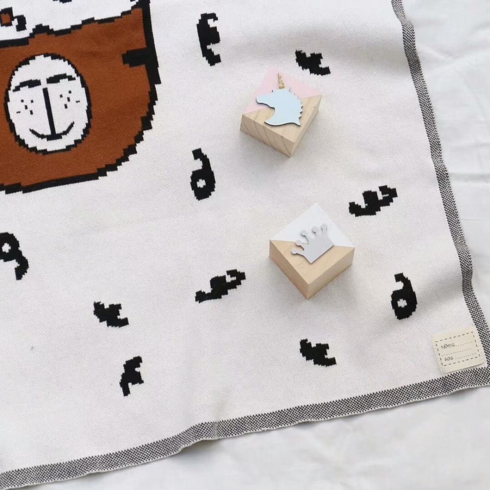 Alpaca Baby blankets  1