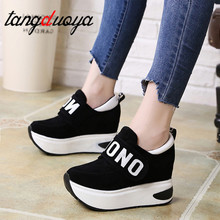 New Spring Platform Shoes Woman Casual Women Shoes