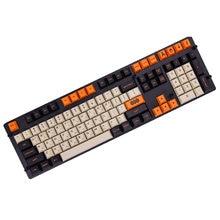 Колпачки для клавиш mp carbon color cherry profile английская/Корейская