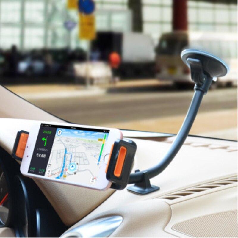 DuDa Universal Mobile Phone Car Holder Stand For zte axon 9 pro xiaomi redmi 7 iphone x oppo samsung google home mini mount