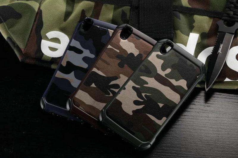 Роскошные камуфляж Hybrid Броня Капа Чехлы для <font><b>OPPO</b></font> F1 плюс R9/R7 Плюс/R7 Противоударная защита телефон задняя крышка