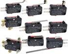 V-151-1C25/V-152-1C25/V-153-1C25/V-154-1C25/V-155-1C25/V-156-1C25/V-15-1C25/V-15-1B5 Momentary Micro Limit Switch