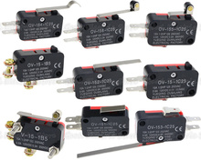 V-151-1C25/V-152-1C25/V-153-1C25/V-154-1C25/V-155-1C25/V-156-1C25/V-15-1C25/V-15-1B5 Momentary Micro Limit Switch frico accs25wh v