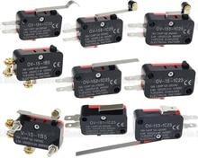 V-151-1C25/V-152-1C25/V-153-1C25/V-154-1C25/V-155-1C25/V-156-1C25/V-15-1C25/V-15-1B5 Momentary Micro Limit Switch v belarysi zapystiat centralizovannyu kriptovalutnyu birjy