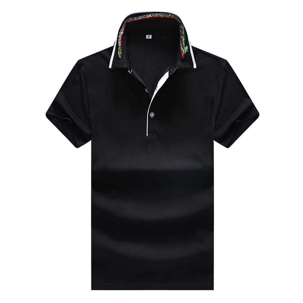 Men Brand   Polos   Shirt Tee Top 2019 Summer Men's   Polo   Shirts Men Casual Clothing Business Male Breathable   Polo   Shirts plus
