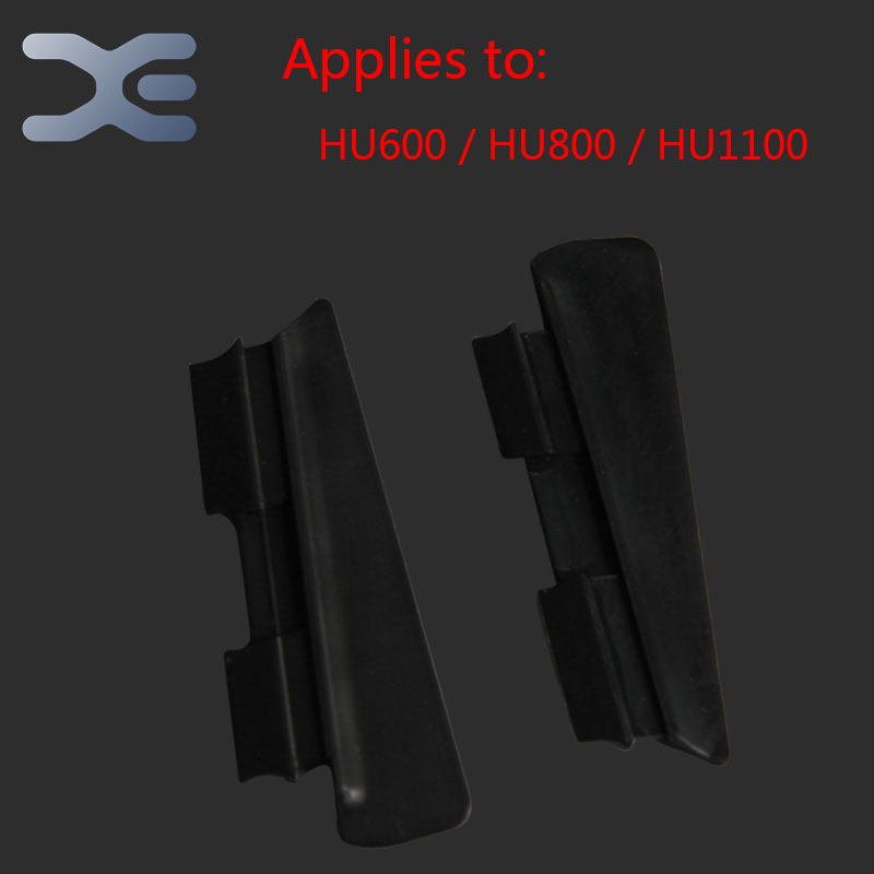 2Per Lot Hurom Blender Spare Parts One Pair Of Rotating Brush Plastic Sheet For Juicer Blender HU600/HU800/HU1100/ Free Shipping 8 replacement spare parts blender juicer parts 4 rubber gear 4 plastic gear base for magic bullet 250w 38