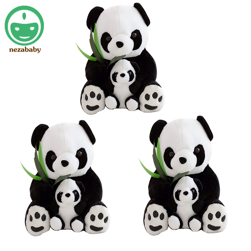 Toys & Hobbies Responsible 22-25cm Children Plush Panda Dolls Stuffed Animal Toy Stuffed Panda Doll Plush Animal Toys For Christmas Gift Toys Ty49s
