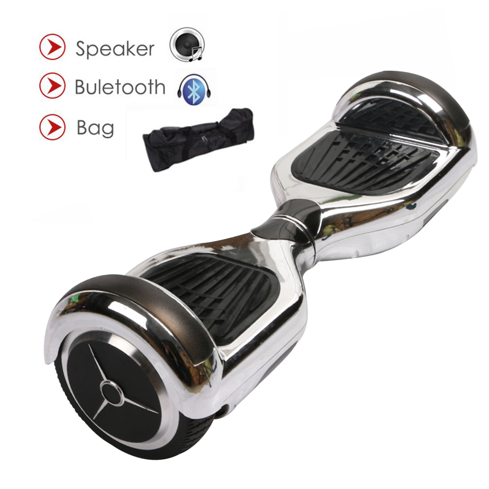 Hoverboards Self Balance Electric Scooters Kick Gyroscooter Kid Adult Skateboard Auto Overboard Oxboard Bluetooth Hover Boards in Self Balance Scooters from Sports Entertainment