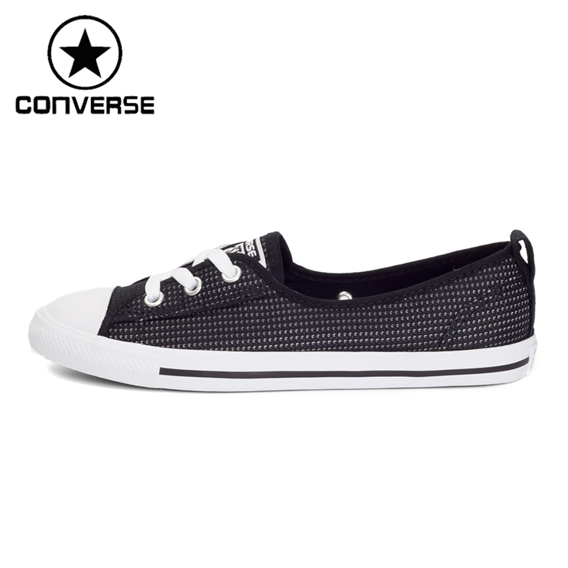 Original New Arrival 2017 Converse Womens Skateboarding Shoes Canvas Sneakers ...