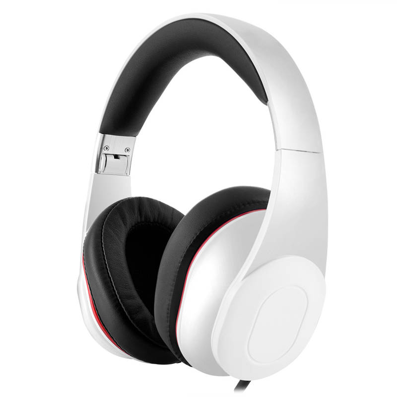 Badasheng BDS-368P Foldable Gaming Headset for PS4,Iphone,Ipad,Smartphone,Tablet,Laptop PC and Mac,XBox One,Wired Earphone
