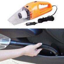 Nueva caliente Portable del coche mojado y seco de doble uso con poder más elevado 120 W 12 V súper absorben residuos accesorio del coche