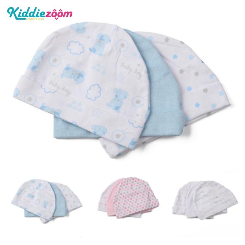 b8a41d7d0 US $5.48 30% OFF|3PCS/LOT 2018 Hot Sale Unisex Baby Caps for Boys Girls  Newborn Boy Girls Hats character cute Infant Caps 0 3 Months-in Hats & Caps  ...