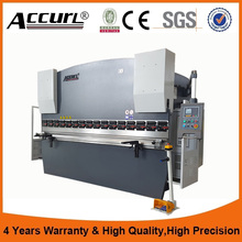 E21 hydraulic press brake price ,125T stainless steel sheet plate hydraulic press brake bending machine