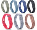 7colors Fitbit flex 3D Edition replacement band /Replacement Bands with Metal Clasps for Fitbit Flex