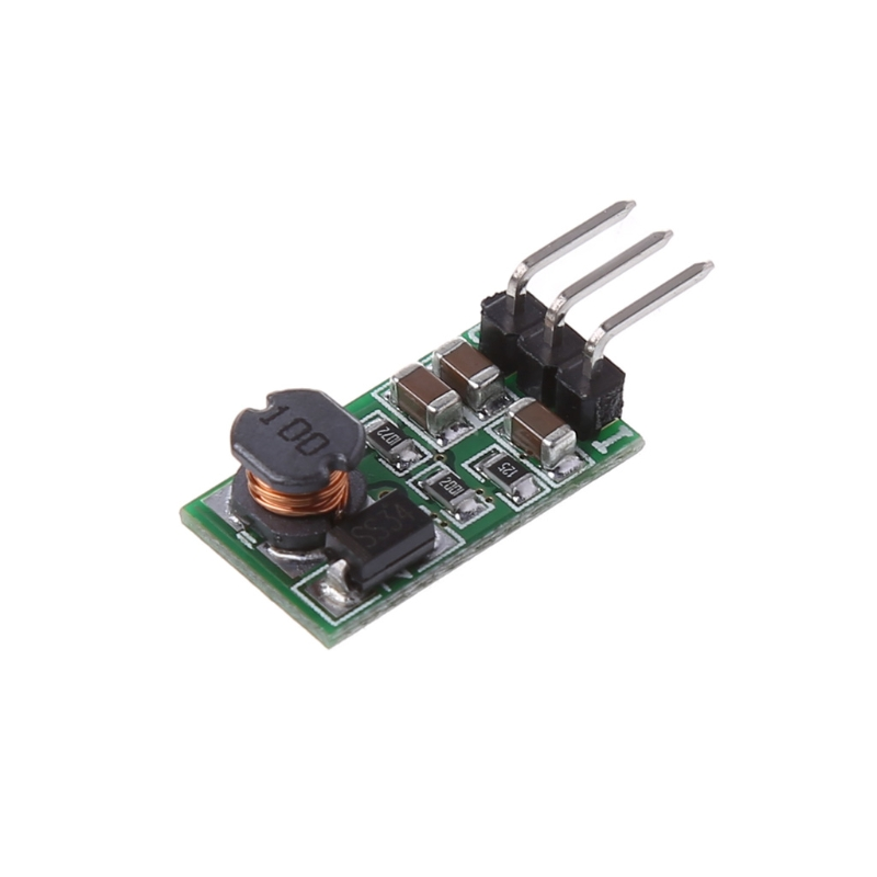 1PC 5W 9V 12V 24V To 5V DC DC Step-Down Converter Module Replace TO-220 7805 LM2596 цена