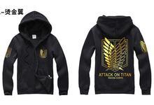 Attack On Titan Scout Regiment Hoodie Unisex  (11 colors)