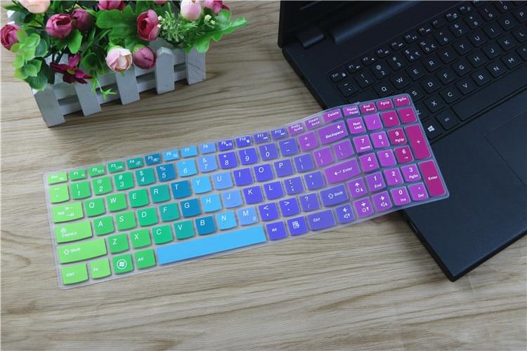 17.3 15.6 Inch Keyboard Protector Cover Skin For Lenovo Ideapad 700-15ISK Y700-15 Y700 700-15 Z510 Z50 G50-80 Y50-70 Y500