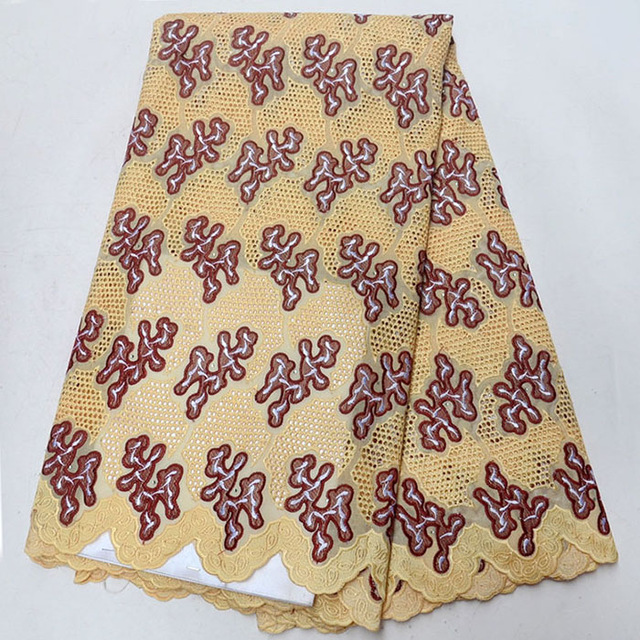 New arrival Sale High Quality African Lace Fabric  Embroidered  Swiss Cotton Voile Lace Fabric For dressNew arrival Sale High Quality African Lace Fabric  Embroidered  Swiss Cotton Voile Lace Fabric For dress
