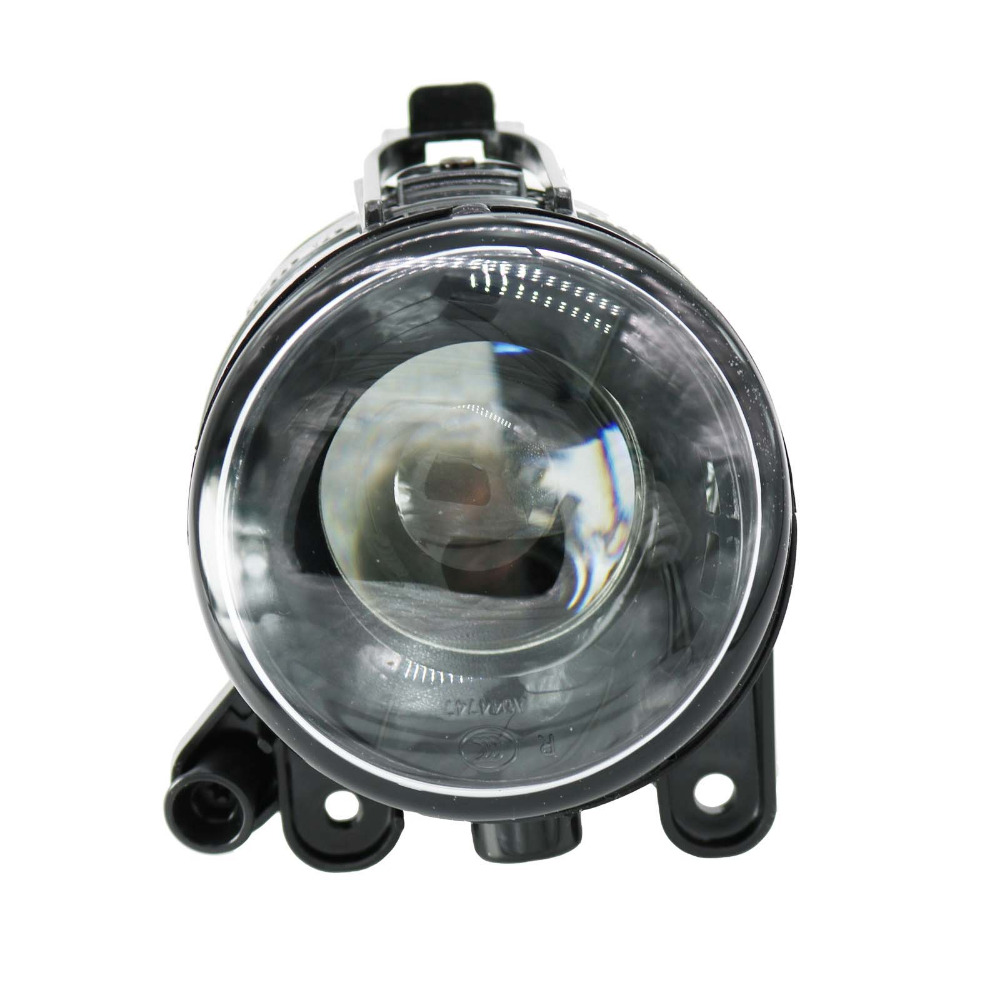 For VW Golf Plus 2005 2006 2007 2008 2009 Car-Styling Right Side Front Bumper Fog Light Fog Lamp With Convex Lens right side front fog light headlight for audi a3 s3 s line a4 b7 2004 2005 2006 2007 2008 oem 8e0941700 car accessory p318 r