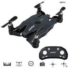 JJRC – Mini Drone pliable H49 RC quadrirotor FPV WiFi 720P pour Selfie avec Mode Altitude sans tête, retour à une touche, rotation 3D
