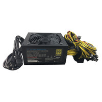 T.F.SKYWINDINTL 2000w Power Supply 2000W mining power supply 220V For Ethereum Coin computer Mini Machine Power Source 24pin psu