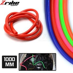 FOR 1M Motorcycle Fuel Hose Oil Tube Pipeline Rubber Line Universal for Motocross Dirt Bike ATV Racing Sport Bike Off Road(China)