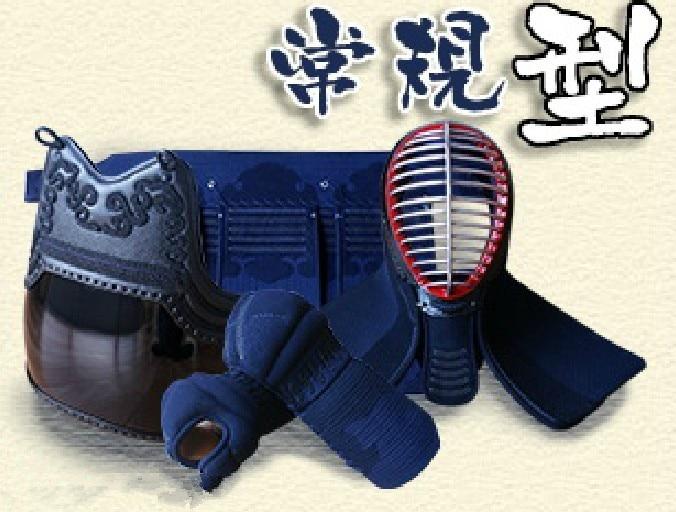 High Quality 5 Mm Machine Stitched Kendo Bogu Martial Arts Free Shipping