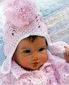 Очень Мягкий Силиконовый Винил Возрождается Кукла Комплекты Неокрашенный Новорожденных Baby Doll Parts