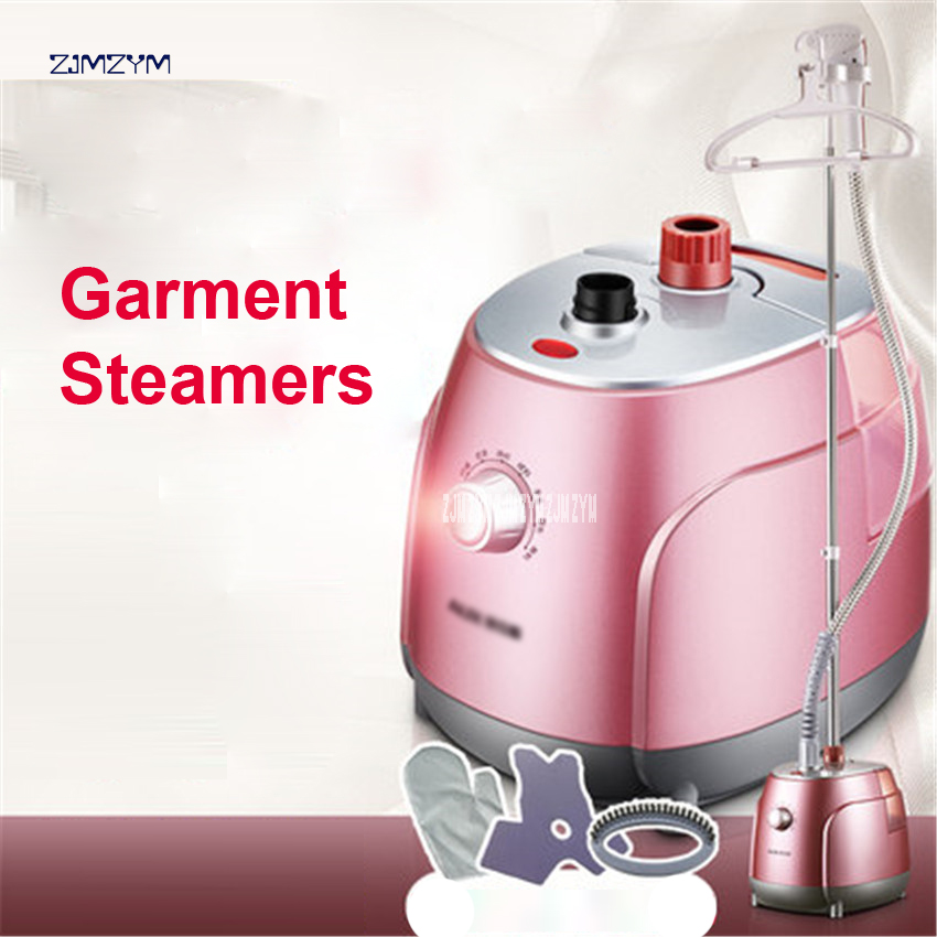 AGS 289Household Garment Steamer 1.8L Handheld clothes Electric iron wrinkle relaxing 1000W portable Steamer 8gears iron steamer|garment steamer|portable steamer|iron steamer - title=