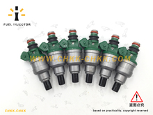 Fuel injector for Mitsubishi Montero 3.5L V6  INP-534~MD189021 good quality INP 534~MD189021 INP534