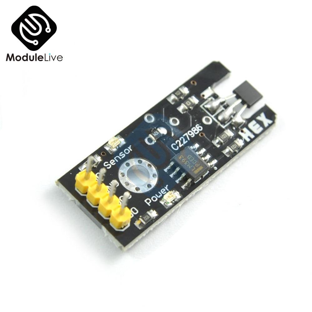 Hall Sensor Magnetic Module Field Detecting Sensor Motor For Arduino Smart Car