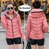 Pink-No hood