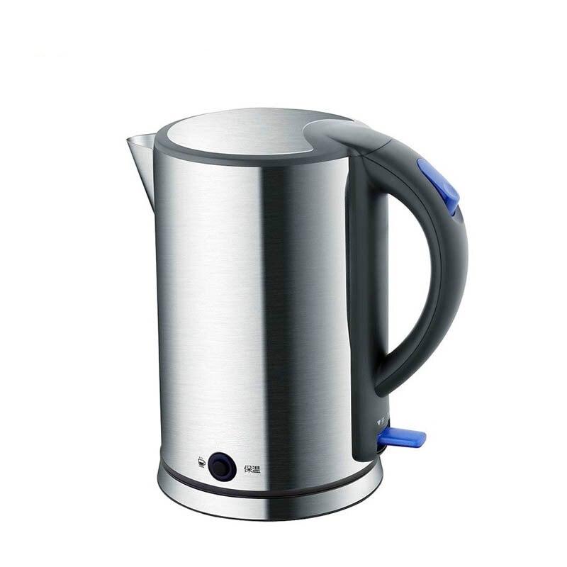 Elektrikli su ısıtıcısı kazan için kullanılabilir ithalat paslanmaz çelik dahili sıcaklık kontrol cihazı önlemek kuru yanan