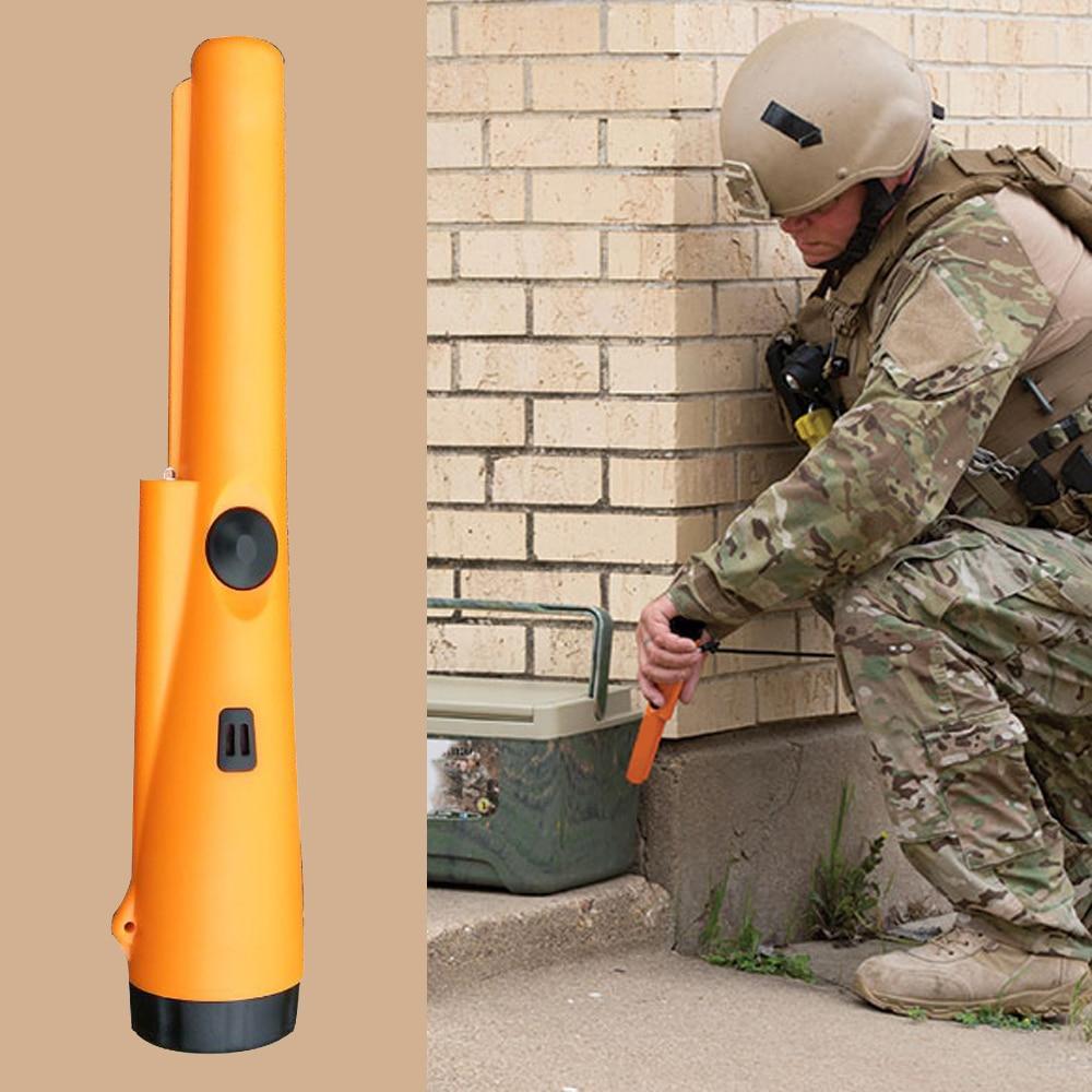 Détecteur de métaux étanche gp-pointeur détecteur de métaux Portable détecteur de trésor outil de localisation pièce de monnaie détecteur de métaux