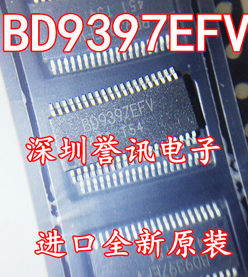 1pcs/lot BD9397EFV BD9397 TSSOP-40 In Stock