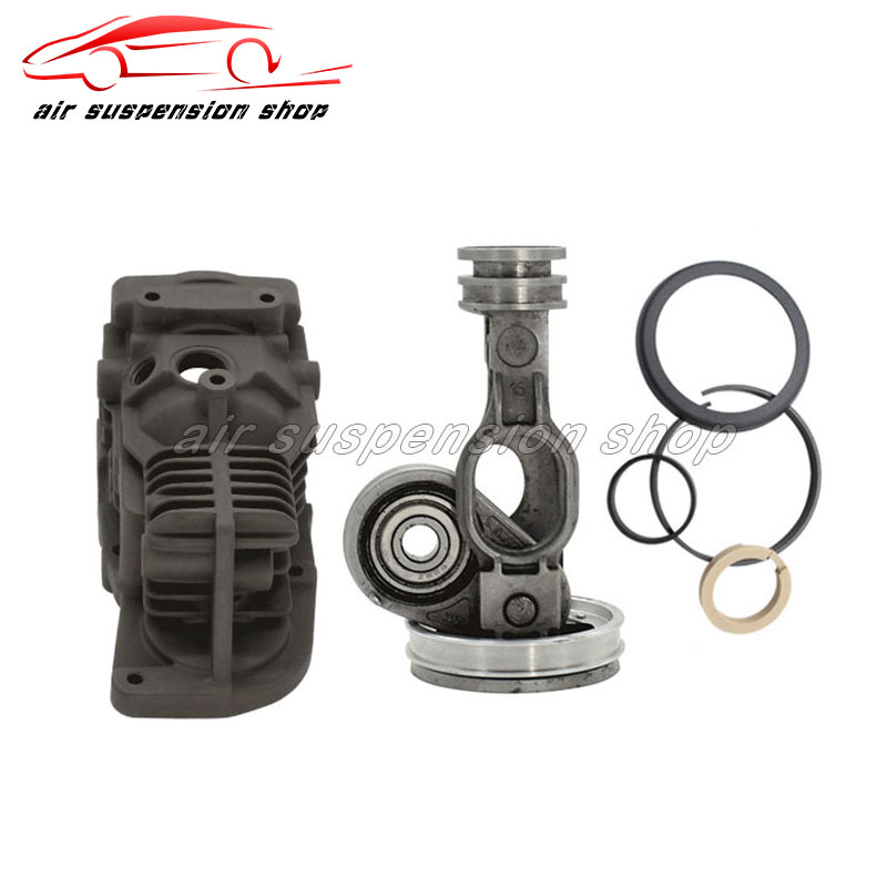 Air Shock Pump Cylinder Connecting Piston Rod Ring for Mercedes Benz W221 W166 AMK Airmatic Compressor